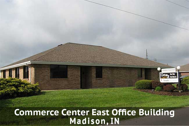 Commerce Center East Office Building