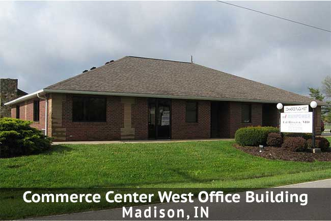 Commerce Center West Office Building