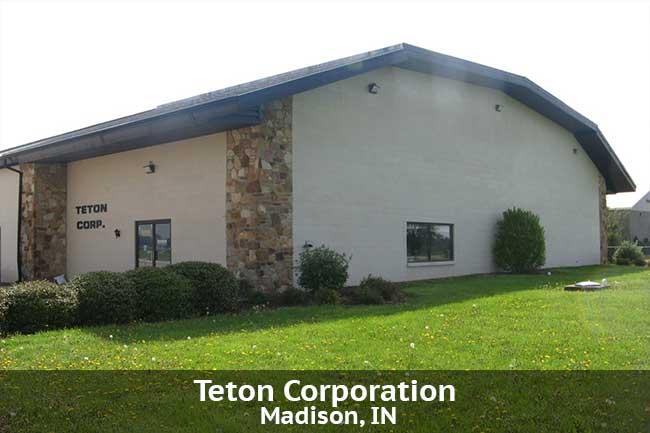 Teton Corporation